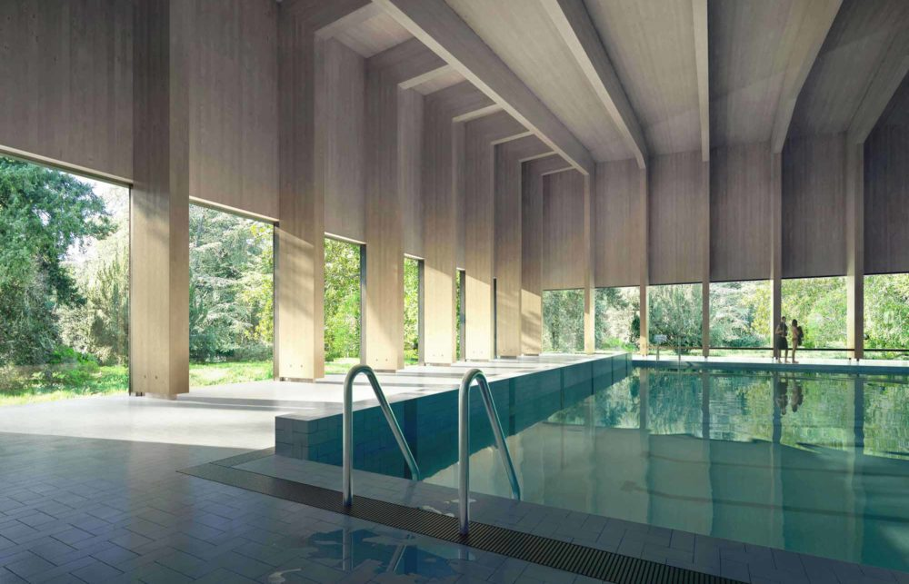 fulkers-bailey-russell-City-of-London-Freemen's-School,-New-build-swimming-pool
